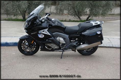 Bmw Motorrad Forum K by Bmw K 1600 Gt 2017 Erster Fahrbericht Bmw Motorrad