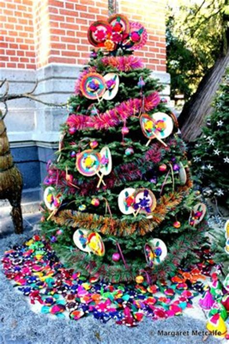 mexican christmas tree picture mexican decorations wherever takes us