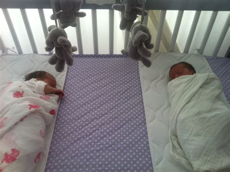 Safe Slumber Tips On Setting Up Your Twins Nursery Baby Keeps Waking Up In Crib