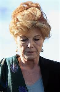 actress rula lenska ex eastenders rula lenska is banned from driving for
