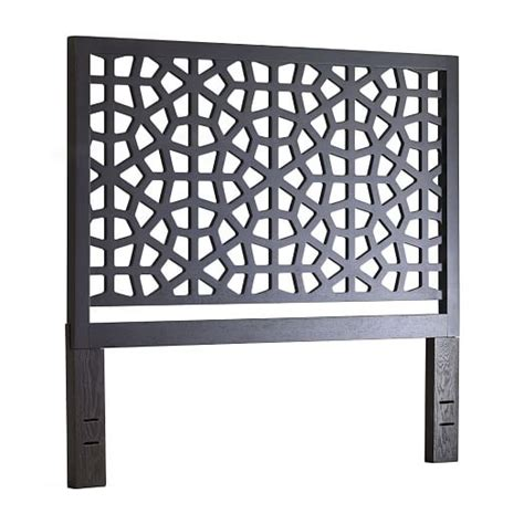 west elm morocco headboard morocco headboard chocolate west elm