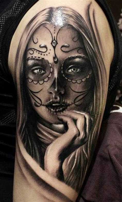 santa muerte tattoo meaning tattoo collections