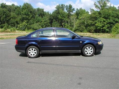 sell used 2000 vw passat gls in henrico virginia united states