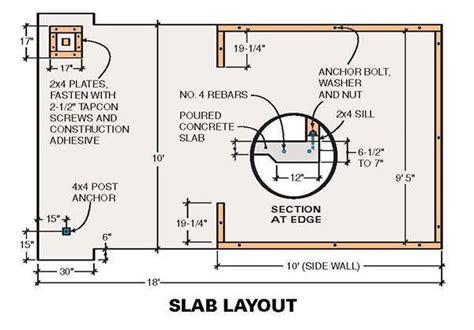 storey shed plans blueprints  large  gable shed