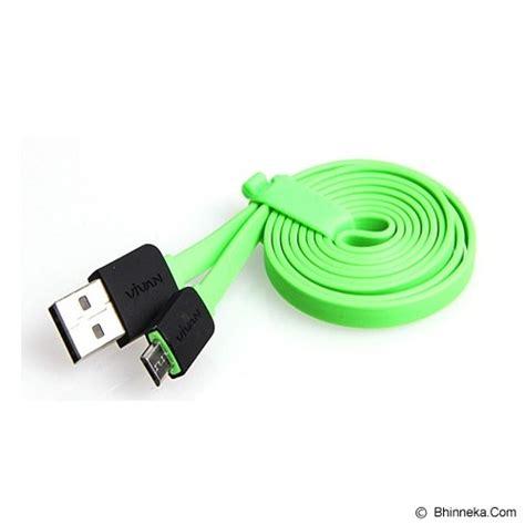 Murah Kabel Data Vivan Mc100 1m Micro Usb Original Resmi jual vivan micro usb cable ym100 green merchant