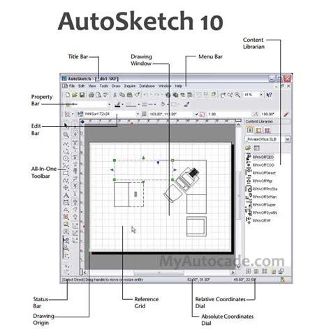 Auto Sketch autodesk autosketch