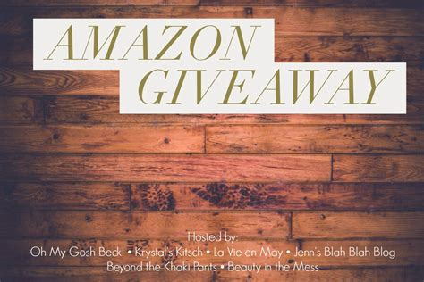 Amazon Giveaway Links - 200 amazon gift card giveaway