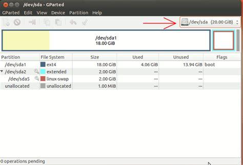 format hard drive debian memindahkan folder home ke partisi lain debian ubuntu