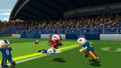 backyard football 10 backyard football 10 sony playstation 2 game