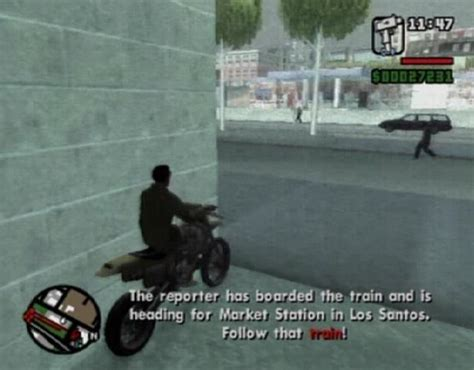 Gta San Andreas Schnellstes Motorrad Cheat by Cj S Missions Grand Theft Auto San Andreas Guide