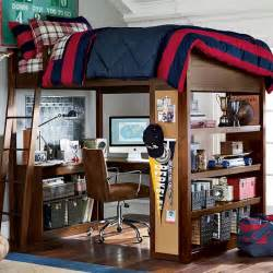 Bunk Bed With Desk On Top 10 Best Loft Beds With Desk Designs Decoholic