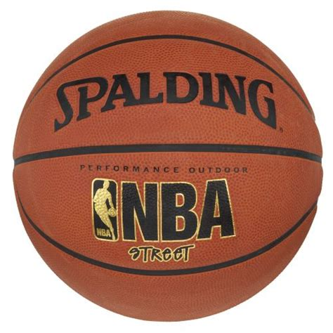 spalding nba basketball spalding performance nba street outdoor basketball academy