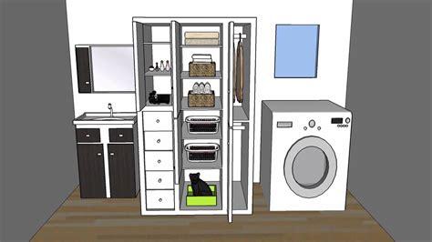 armario para lavanderia projeto 22 arm 225 rio branco para lavanderia youtube