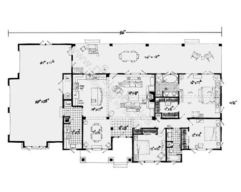 one story house plans best 25 one story homes ideas on great rooms craftsman style house plans and