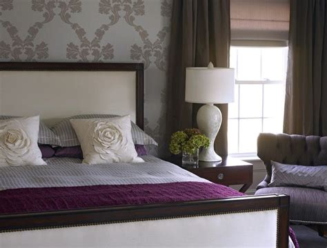 purple master bedrooms 165 best my bedroom redo images on pinterest bedroom