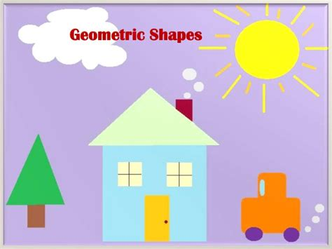 creative patterns using geometric shapes geometric shapes powerpoint slide show
