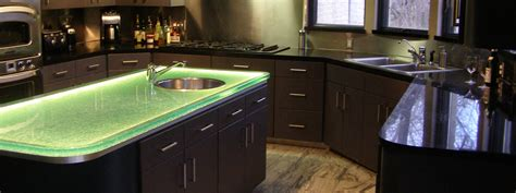 Custom Glass Countertops by Glass Countertops Custom Glass Design Cbd Glass
