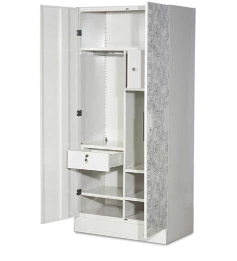 hd designs trafford sliding 2 door cabinet double door wardrobe locker kitchen cabinets