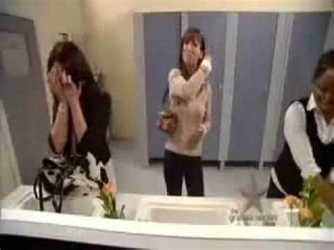 youtube funny bathroom prank funny women s bathroom prank youtube
