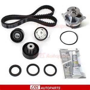 timing belt water kit 00 04 ford focus mazda tribute