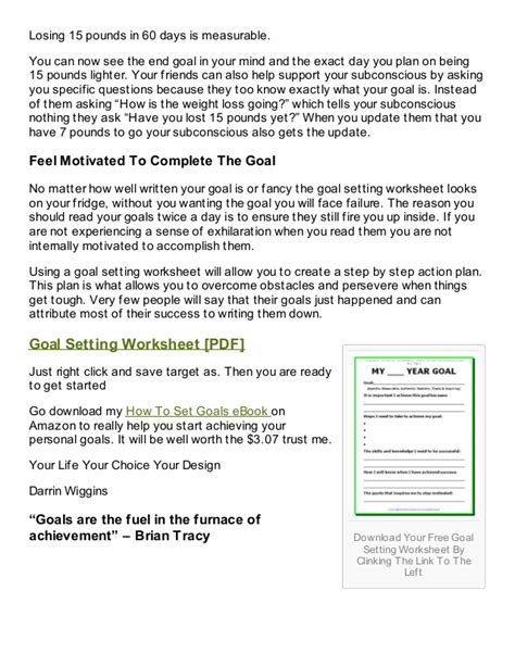 brian tracy goal setting template brian tracy goals worksheet geersc