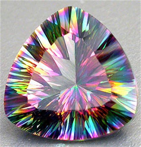 Multicolor Mystic Quartz 13 34ct rainbow gems