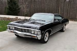 Chevrolet Impala 67 67 Chevy Impala Ss This Screams Cruisin Cool