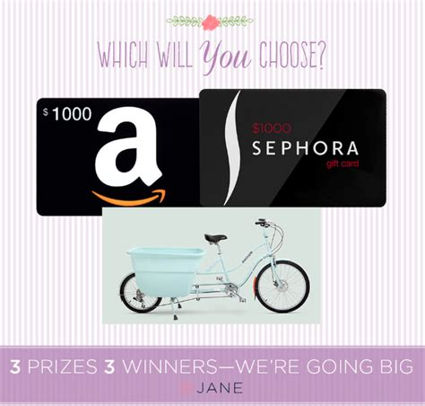 Free 1000 Amazon Gift Card - jane com enter to win a 1000 amazon gift card more money saving mom 174