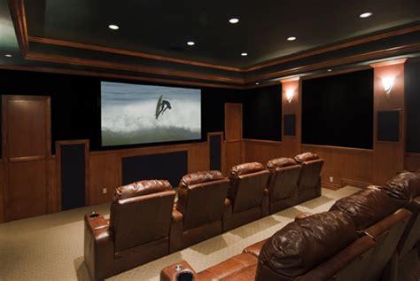custom home theater livingrooms
