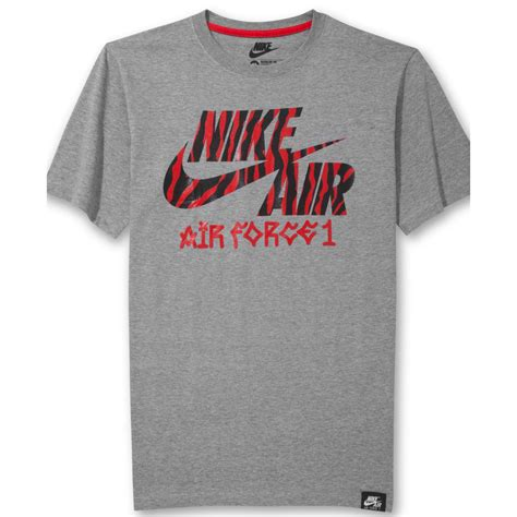 Hoodie Sweater Hardwell On Air Fashion Family 1 lyst nike air 1 animalprint logo t shirt in gray for