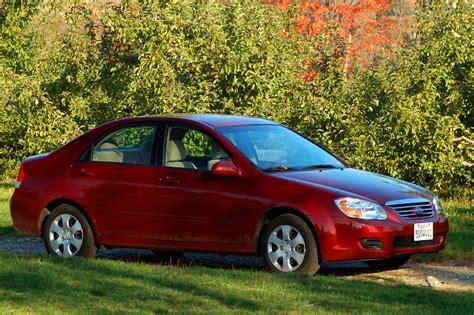 Kia Spectra Review 2007 Kia Spectra Ex Review Photo Gallery Autoblog