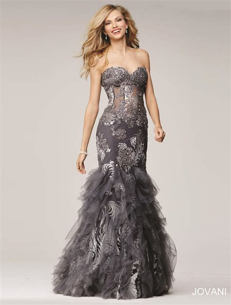 Javanis Dress Eksklusive by Jovani Prom At Glitterati Jovani Prom 88893 Jovani Prom