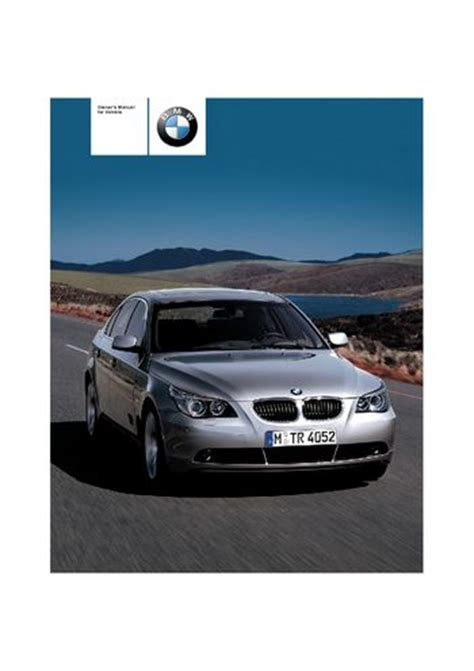 download car manuals pdf free 2004 bmw 530 regenerative braking 2004 bmw 530i owner s manual pdf 220 pages