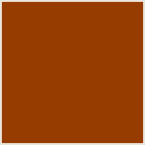 brown orange color 963c00 hex color rgb 150 60 0 brown orange red