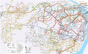 of at arlington cus map new better diagrammatic metrobus maps are here greater
