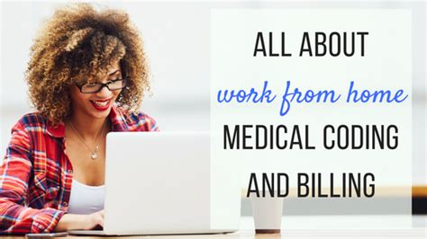 all about work from home coding billing career
