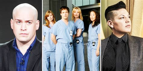 actor grey s anatomy grey s anatomy what the cast looked like in the first