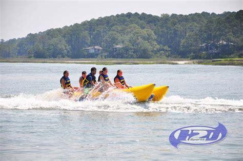 boat ride hilton head banana boat rentals on hilton head island wild ride on the