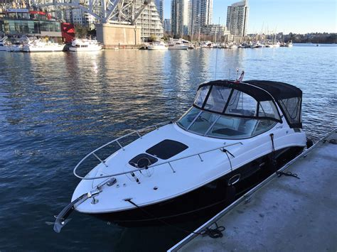 sea ray boats for sale vancouver sea ray 280 sundancer 2011 used boat for sale in vancouver