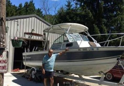 crestliner boats for sale on craigslist 1985 crestliner boats crusader 160 for sale in