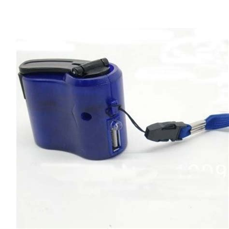 Emergency Charger Handphone dynamo crank usb emergency charger for cell phone mp3 player ebay