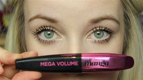 Mascara L Oreal Miss review demo l oreal miss mascara