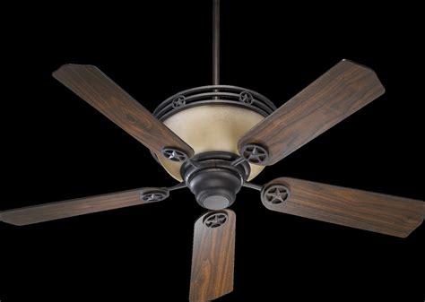 lone star ceiling fan quorum lighting 80525 44 lone star 52 quot transitional