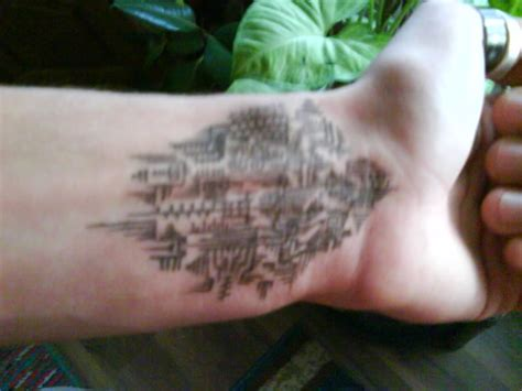 pen tattoo hand hand pen tattoo by faust 2 11 by katenkyokotso on deviantart