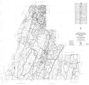 history walker county 1995 dot highway map georgiainfo
