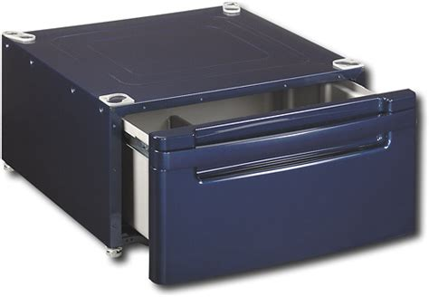 Lg Washer Dryer Pedestal With Storage Drawer by Lg Wdp3n Washer Dryer Laundry Pedestal Washer Dryer
