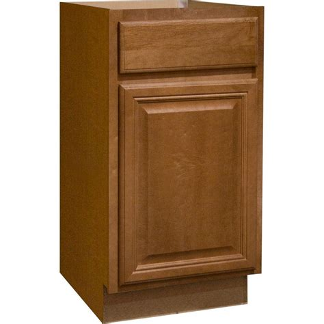 Cabinet Door Glides Hton Bay Cambria Assembled 18x34 5x24 In Base Kitchen Cabinet With Bearing Drawer