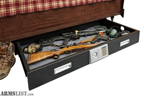 under the bed safe armslist for sale snap safe auxillary under bed safe