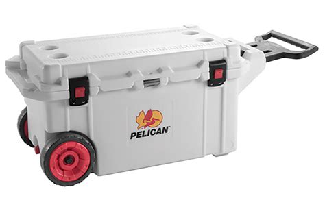 heavy duty coolers with wheels cooler with wheels by pelican products inc 2015 05 01