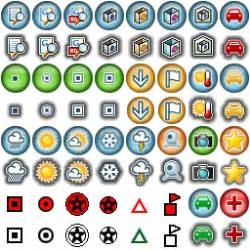 Lotus Sametime Emoticons Palette How To Do The Math With Earth Palette Icons